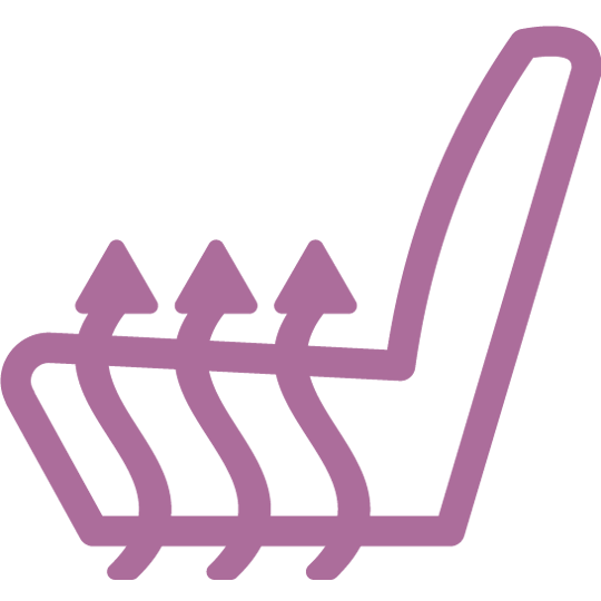 Heated Massage Chairs Icon