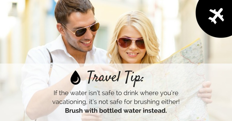 dental travel tips
