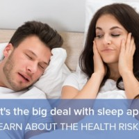 Woman covering her ears from snoring partner