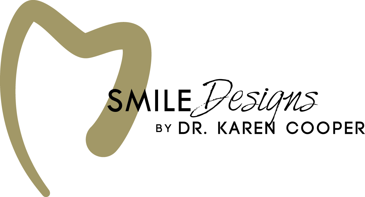Smile Designs by Karen Cooper Logo