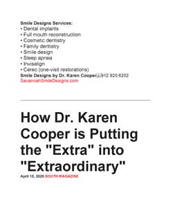 Dr South Article Dr Cooper Page 4